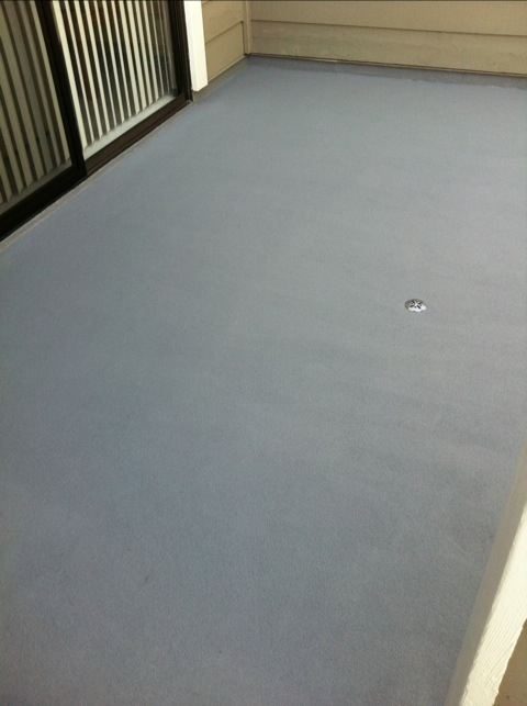 Torrance deck repair resurfacing