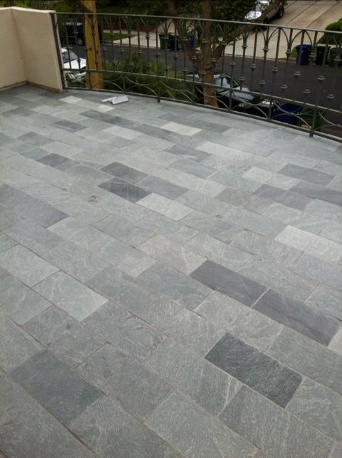 Waterproofing And Slate Tile Beverly Hills Los Angeles