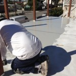 hermosa beach deck coating and railing